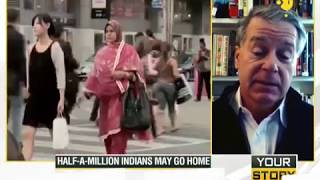 Download Half-a-million Indians may go home Video