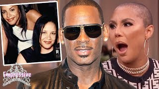Download Tamar Braxton goes in on ″Surviving R. Kelly″! | Aaliyah's mother speaks out Video
