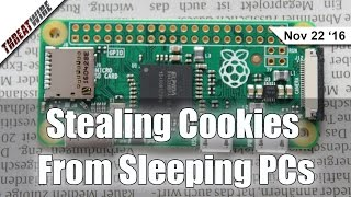 Download Stealing Cookies From Sleeping PCs, iCloud Call History, Android Updates Unencrypted - Threat Wire Video