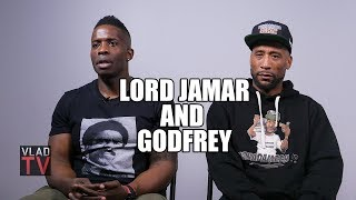 Download Lord Jamar & Godfrey on the Positives and Negatives of Christianity and Islam (Part 11) Video