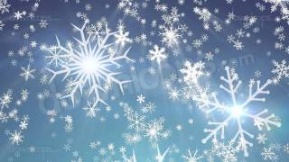Download Snowy 1 - Snow And Christmas Motion Background Video Loop Video