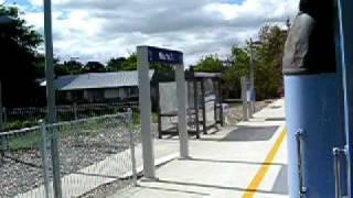 Download Waimauku train station, Rodney Auckland New Zealand aboard Whangarei tourist train Video