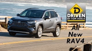 Download 2019 Toyota RAV4 AWD Limited Video