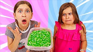 Download TURN THIS SLIME INTO THIS SLIME CHALLENGE!   JKrew Video