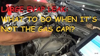 Download GM ″P0455 Large EVAP Leak″ - What To Check When It's Not The Gas Cap Video