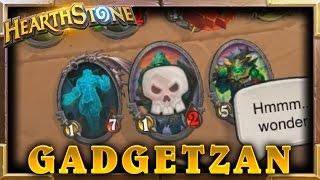 Download Gadgetzan Stream Best Moments | Hearthstone Video