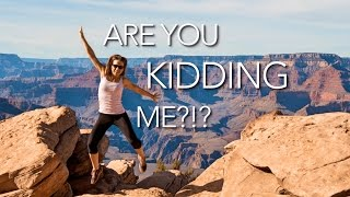 Download Mind Blowing Experience at The Grand Canyon | Full Time RV Living + RV Travels Video