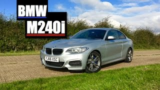 Download 2017 BMW M240i Review - Inside Lane Video