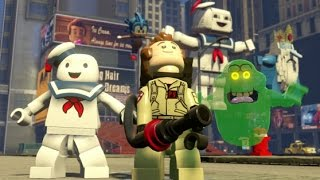 Download LEGO Dimensions - Ghostbusters Adventure World Gameplay Video