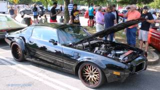 Download WhipAddict: Widebody T-Top 81' Pontiac Trans Am Firebird on 20/22s w/73' Front and LS Motor Video