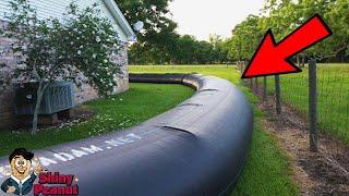 Download Awalnya Ditertawakan Tetangga Saat Memasang Pagar Air Ini, Tapi Ternyata? Video