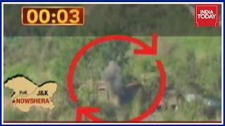 Download Exclusive Video Of Indian Army's Punitive Strike On Pak Posts Along LoC Video