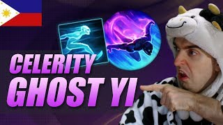 Download GOING FAST WITH GHOST CELERITY MASTER YI - COWSEP Video