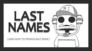 Download Last Names Video