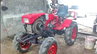 Download รถไถนาเอนกประสงค์ tractor modified Video