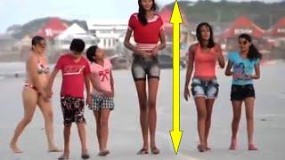 Download TINGGINYA KETERLALUAN!! 9 MANUSIA RAKSASA DI DUNIA dengan TINGGI GAK MASUK AKAL Video