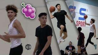 Download LaMelo Ball & Will Pluma TEAMUP AGAIN! 🍇 In GAME JELLY'S 🍇!! Video