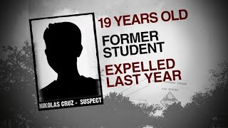 Download Police investigating Nikolas Cruz, suspect in Florida school shooting Video