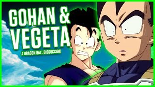 Download VEGETA & GOHAN | Dragon Ball Z Discussion | MasakoX Video