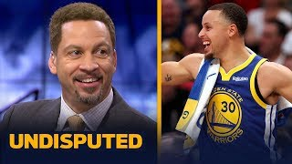 Download Chris Broussard believes the Warriors are 'not vulnerable' after win vs Nuggets | NBA | UNDISPUTED Video