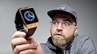Download The $12 Smart Watch - Does It Suck? Video