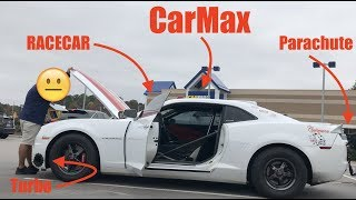 Download Taking my 1000hp RACECAR to CarMax for an Appraisal (they offered me.....) Video