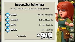 Download Melhor layout HÍBRIDO para CV6!!!! (Layout HIBRID Town Hall lvl 6 !! ) Video