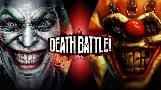 Download Joker VS Sweet Tooth (DC VS Twisted Metal) | DEATH BATTLE! Video