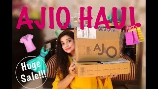 Download AJIO HAUL • AFFORDABLE SALE SHOPPING •|TheLifeSheLoved| Sana K Video