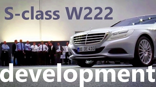 Download S-class w222 - how making Mercedes Benz Video