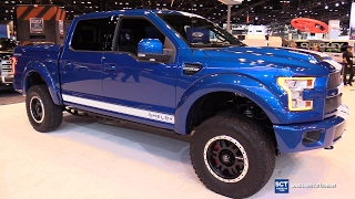 Download 2017 Ford F-150 Shelby by Toscani - Exterior and Interiot Walkaround - 2017 Chicago Auto Show Video