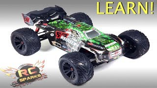 Download RC ADVENTURES - 10 Important Parts to Know about Electric Monster Trucks Video