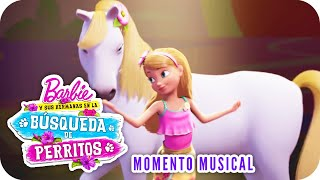 Download Live in the Moment | Video Musical (Competencia)| Barbie y sus hermanas en la ″Búsqueda de perritos″ Video