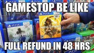 Download GAMESTOP'S NEW 48HR RETURN POLICY, NEW LEFT 4 DEAD 3 LEAKS SURFACE, & MORE Video