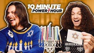 Download A Formal Hanukkah Education - Ten Minute Power Hour Video