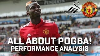 Download All About Paul Pogba! | Performance Analysis | Swansea 0-4 Manchester United Video