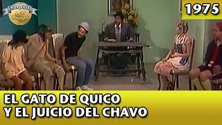 Download El gato de Quico y el juicio del Chavo (Completo) Video