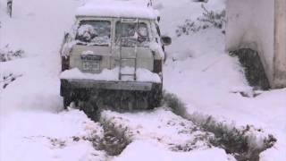 Download Beautiful Pakistan Snow Fall in Kalam Valley Swat 12 March 2016 KPK Video