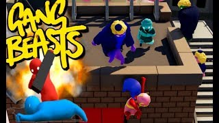 Download GANG BEASTS - I Win... Finally!!! [Waves] - PC Video
