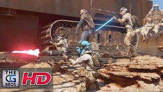 Download CGI 3D Animated Teaser: ″STAR WARS STORY: Kelan Rebelion″ - by Pixel DREAMS Video