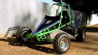 Download Sidewinder Buggy Yamaha YZ490 the Edge Video