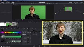 Download DaVinci Resolve Green Screen Video