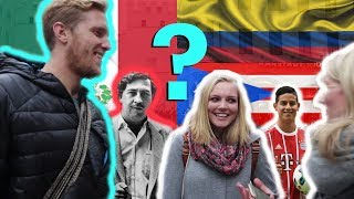 Download What do GERMANS think about COLOMBIA? (& Mexico, Peru, Puerto Rico) Video