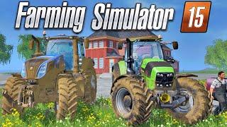 Download Farming Simulator 15 Multiplayer - Trabalho em Equipe Video