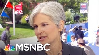 Download Jill Stein Pushes To Be Part Of Next Debate | MSNBC Video