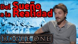 Download Diego Luna platica cómo filmó y dobló: Star Wars Rogue One Video
