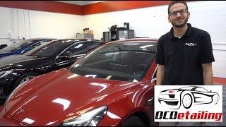 Download Tesla Model 3 - First Look (again) - OCDetailing® Video