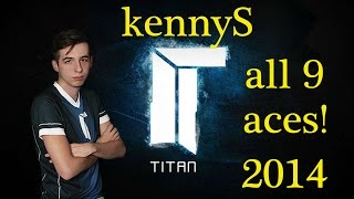 Download Titan kennyS all 9 aces! in 2014 Video