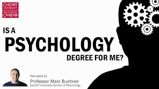 Download Is a Psychology Degree for Me? Video