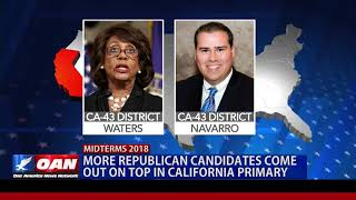 Download More Republican Candidates Come Out on Top in Calif. Primary Video